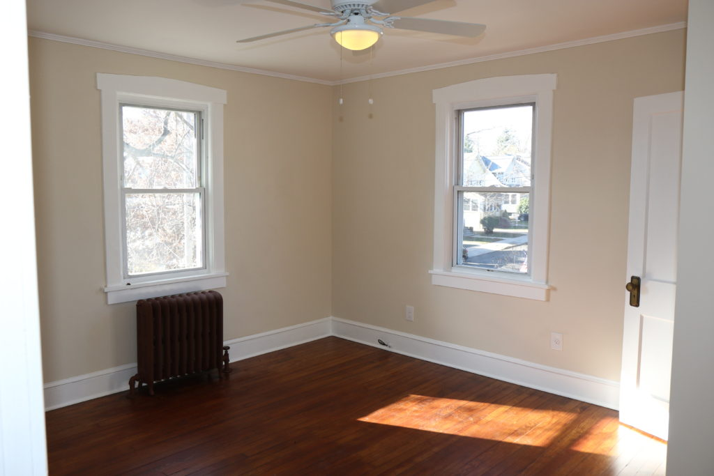 After - Renovated Bedroom