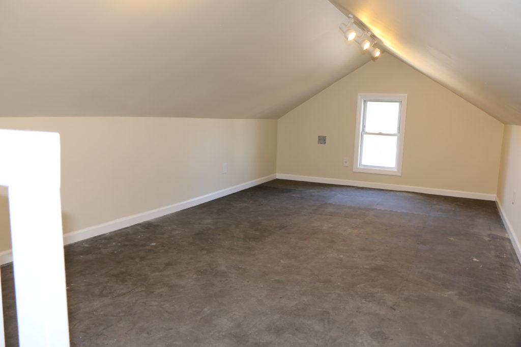 After - Attic Room