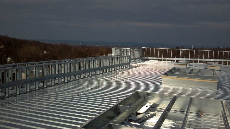 Commercial Property - Metal Framing