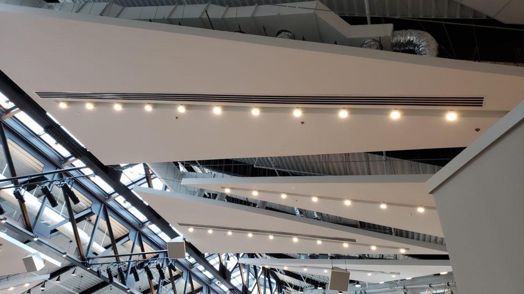 Custom Acoustic Ceiling