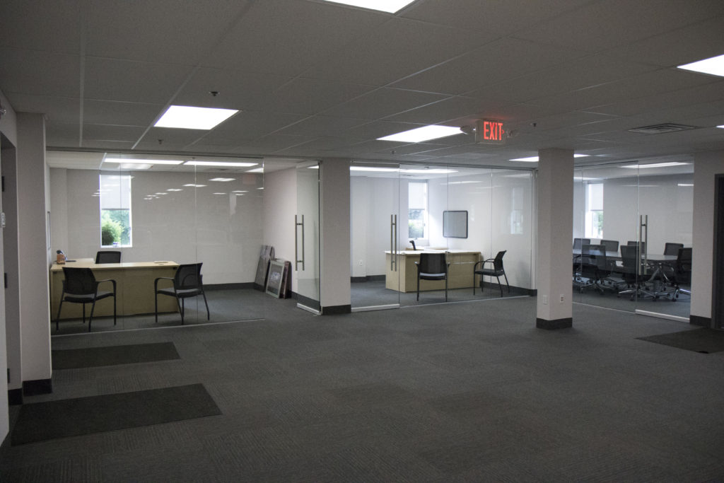 Renovated Offices