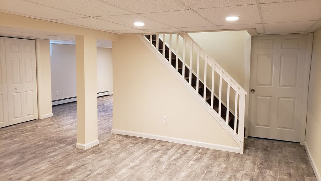 Renovated Full Basement