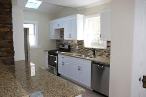 Renovated Kitchen with Skylight