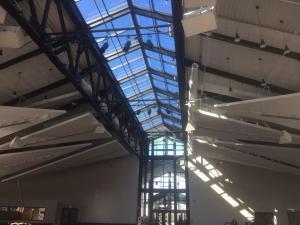 Custom Commercial Ceiling