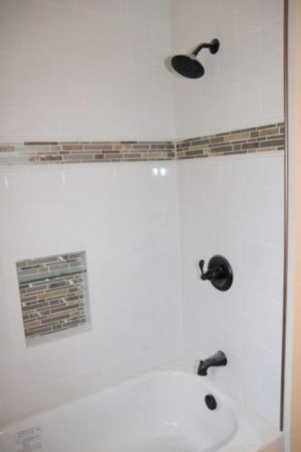 Renovated Full Bath