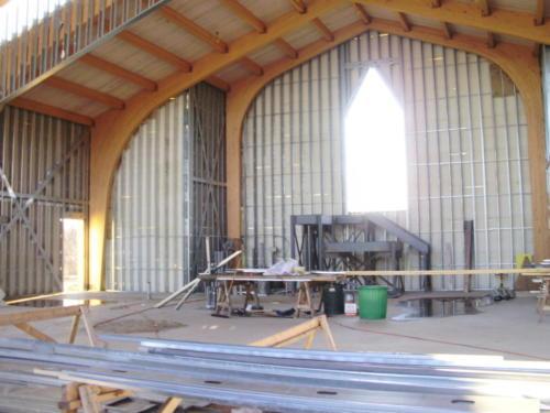 Church Renovations in Progress