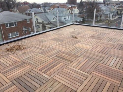 New Rooftop Deck