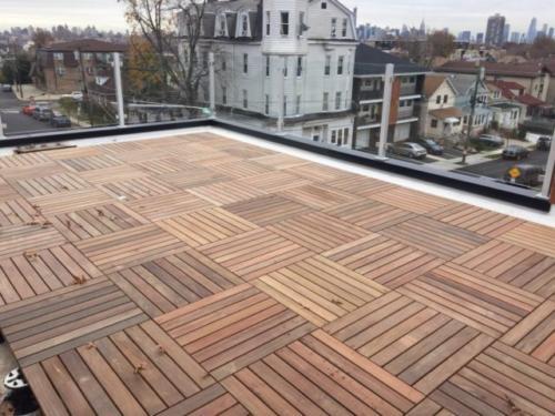 New Rooftop Deck - Complete