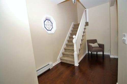 Renovated Staircase to Second Floor