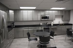 Commercial Kitchen Breakroom Area
